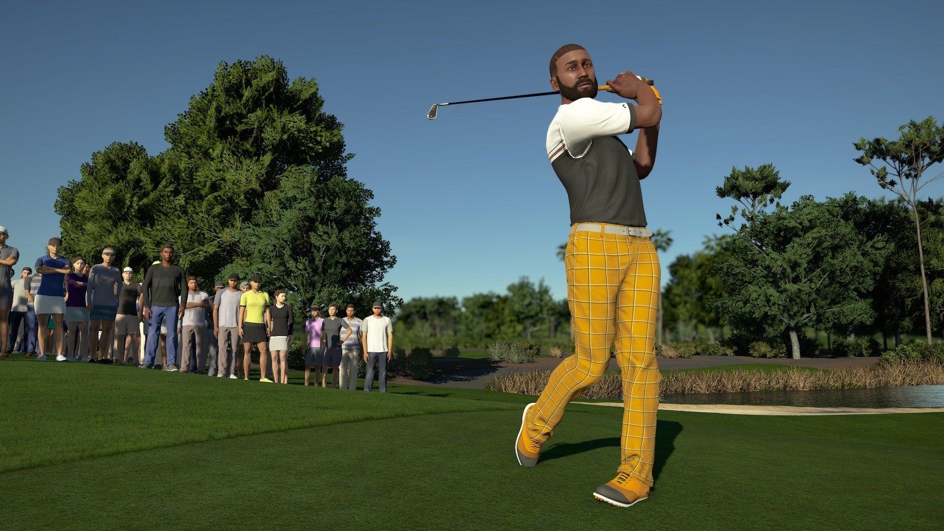 Join our PGA Tour 2K21 Online Society
