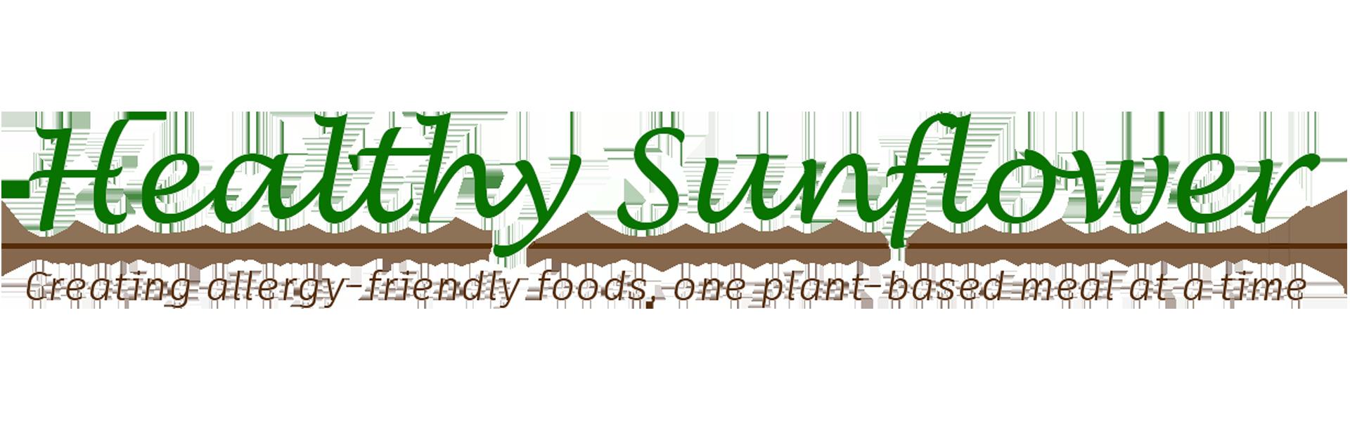 Healthy Sunflower